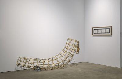 Jana Sterbak, 'Proto-Condition: Cage for Sound', 1994