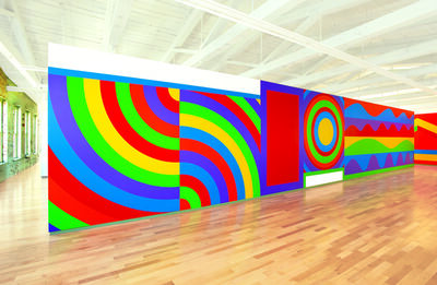 Sol LeWitt, 'Wall Drawing #915', 1999