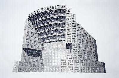Dagoberto Rodríguez, 'Bunker de Arcilla', 2020