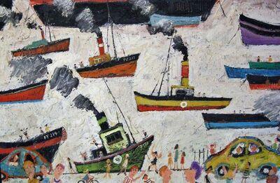 Simeon Stafford, 'Newlyn Harbour', 2005