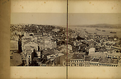 UNKOWN, 'Panorama of Constantinople, 1880s'