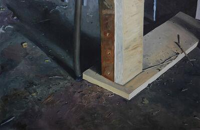 Martinho Costa, 'Perna de Mesa', 2018