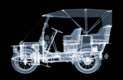 Nick Veasey, '1907 De Dion Bouton', 2017
