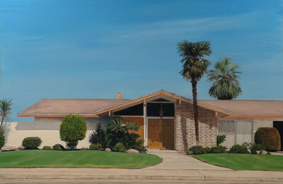 Mary-Austin Klein, 'Lawns and Palms', 2009