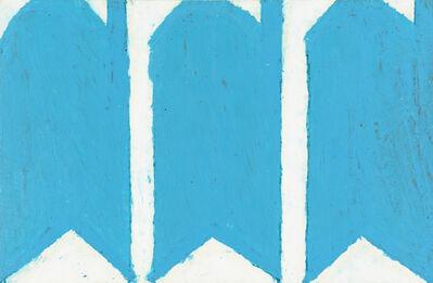 Evelyn Reyes, 'Carrots, Light Blue (Same)', 2006-2009