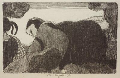 Armand Séguin, 'Rêverie [The Daydream]', 1893