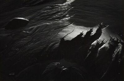 Paul Caponigro, 'Revere Beach Sand', 1958