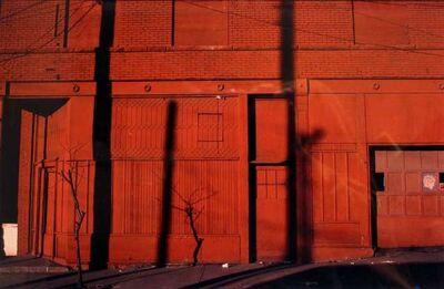 Harry Callahan, 'Kansas City', 1981