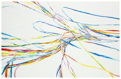 Lin-Yuan Zeng, 'Farewell in the tide', 2015