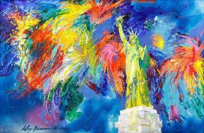 LeRoy Neiman, 'Statue of Liberty', 1986