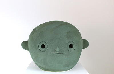 En Iwamura, 'Neo Jomon: Green Obake', 2020