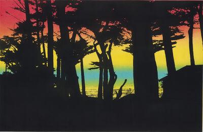 Peter Doig, 'Big Sur', 2000