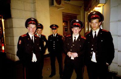 Slava Mogutin, 'Cadets of the Suvorov Academy'