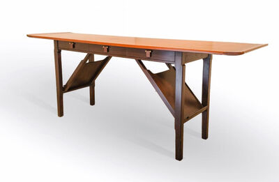 Edward Wormley, 'Library Table Model 5738'
