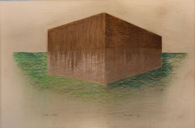 Tery Fugate-Wilcox, 'Concrete block', 1980