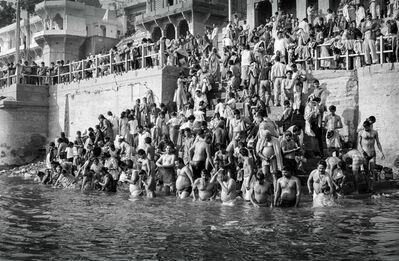 David Darby, ASC, 'Varanasi Bathing, India', 2005