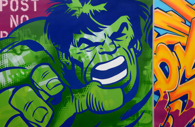 SEEN, 'The Hulk', ca. 2007