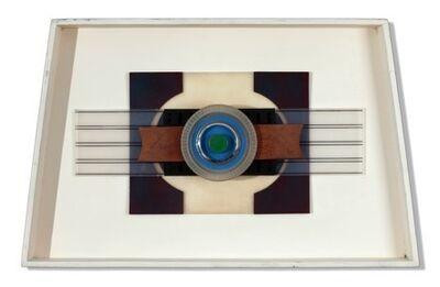 Carmelo Arden Quin, 'Collage Rexos', 1977
