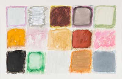 Ida Kohlmeyer, 'Cluster #1', 1973