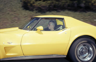 """Andrew Bush, '""""Someone's son traveling northbound at 60 mph on U.S. Route 101 near Santa Barbara at 1 55 p.m. in August 1993""""', 1989-1997"""