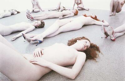 Vanessa Beecroft, 'VB43.035.ali', 2000