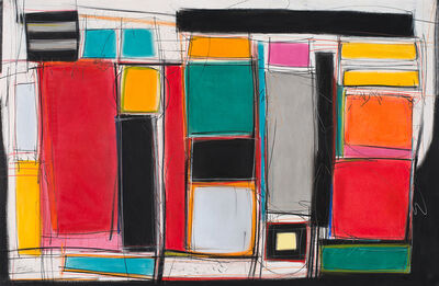 Jo-Ann Acey, 'Urban, No. 1', 2021