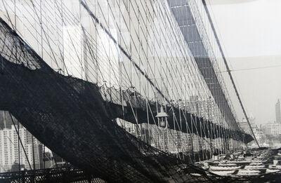 Burhan Dogançay, 'Twin Towers', 1986