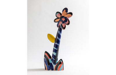 John Booth, 'Supergroup, Flower Ceramic', 2019