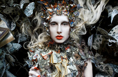 Kirsty Mitchell, 'The Ghost Swift', 2012