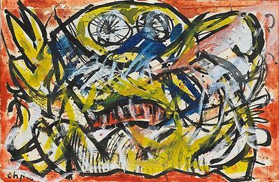 Carl-Henning Pedersen, 'Untitled', 1950