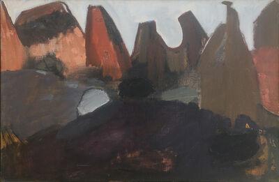 Adeine de la Noe, 'Arches No. 10', ca. 1960s