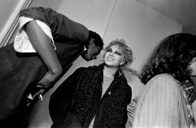 Lucian Perkins, 'Darryl Jenifer, Ann Aptaker, Madams Organ', 1980