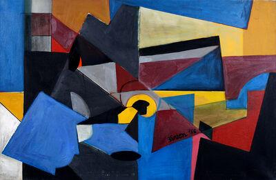 Irene Zevon, 'Untitled (Keyhole)', 1956