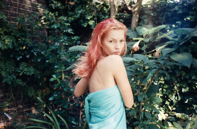Juergen Teller, 'Pink Kate in Towel, London', 1998
