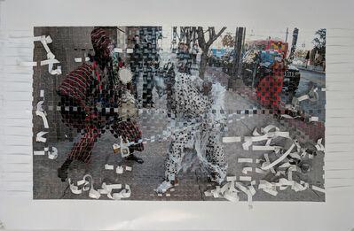 Olaniyi R. Akindiya (AKIRASH), 'Jakan- Weaved #4', 2019