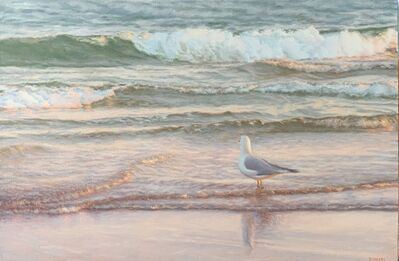 Debra Valeri, 'Soft Light with Gull', 2021
