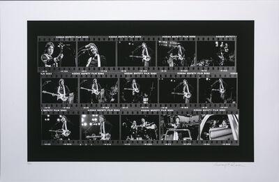 Richard E. Aaron, 'Paul McCartney Film Roll on Hahnemuehle Paper', 2000-2009
