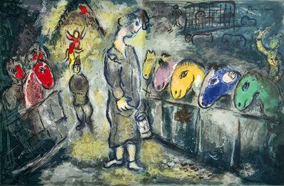Marc Chagall, 'Le Cirque M. 510', 1967