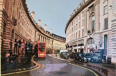 Alicia Dubnyckyj, 'Regent Street II, London', 2020