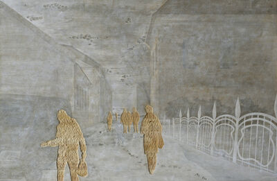 Hanna Vahvaselkä, 'Giving ups II', 2011