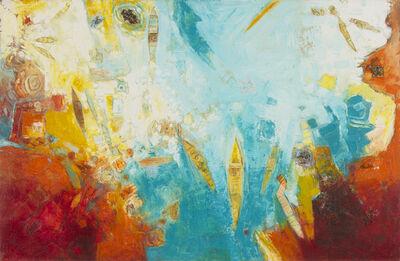 Taha Sabban, 'The Sea 1', 2006