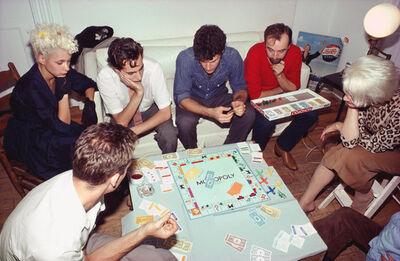 Nan Goldin, 'Monopoly Game, New York', 1980