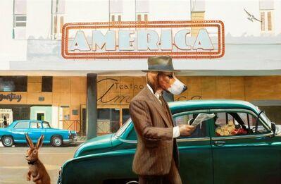 """Geoffrey Gersten, '""""America Theater""""', 2018"""