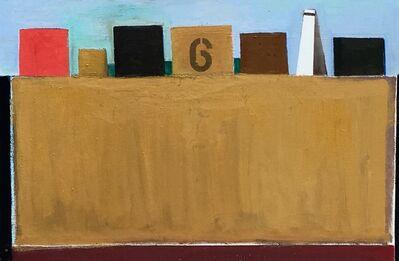 Joseph Gualtieri, 'Seven Table Top Items', 1980-1990