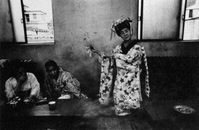 Hiromi Tsuchida, 'Asakusa, Tokyo', 1970