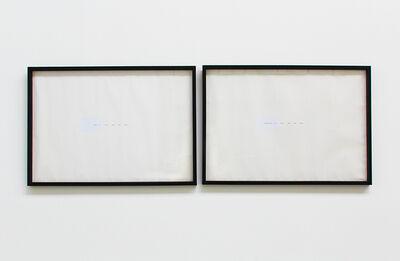 Martin Legon, 'Sin título  (War/Submission)', 2014
