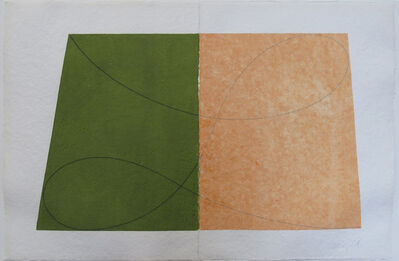 Robert Mangold (b.1937), 'Untitled', 1994