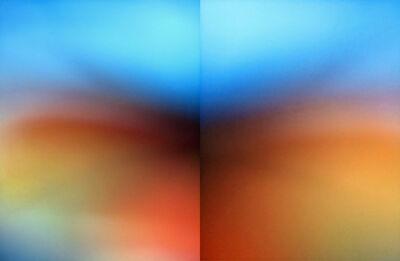 Bassmi Ibrahim, 'Layers of Silence #4 (diptych)', 2017