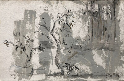 Gloria Muñoz, 'Jardín de Ofelia, Magnolias ', 2018
