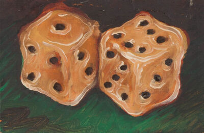 Martin Wong, 'Some Call It Pair-a-Dice', circa 1976
